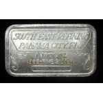 South East Refining vintage 1 Oz silver bullion coins and bars